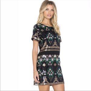 Show Me Your Mumu Tallulah Sequin Mini Dress